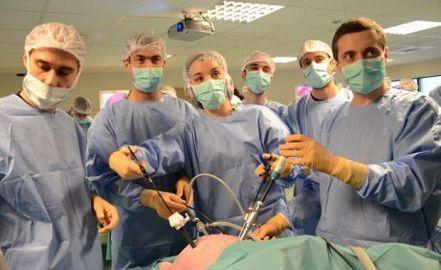 Spitalul Judetean va avea un nou laparoscop