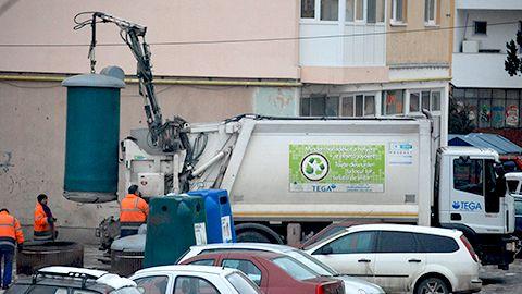 Taxare în funcţie de cantitatea de gunoi