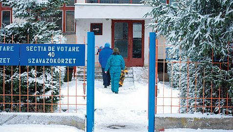 Vot linistit in Covasna