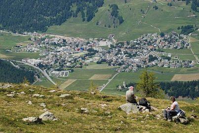 Zabala s-ar putea infrati cu o localitate din Elvetia