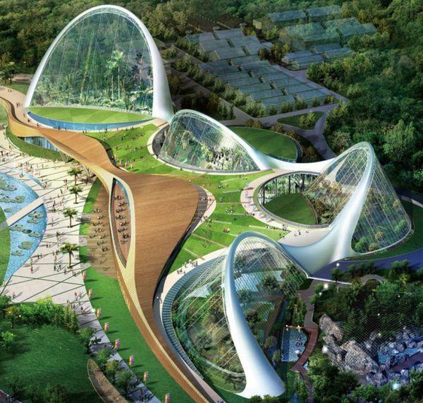 Complexul ecologic din Coreea
