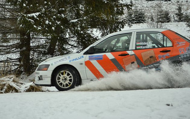 Winter Rally Covasna ianuarie 2016 - 1