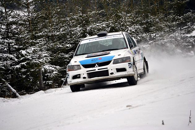 Winter Rally Covasna ianuarie 2016 - 2