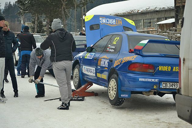 Winter Rally Covasna ianuarie 2016 - 4