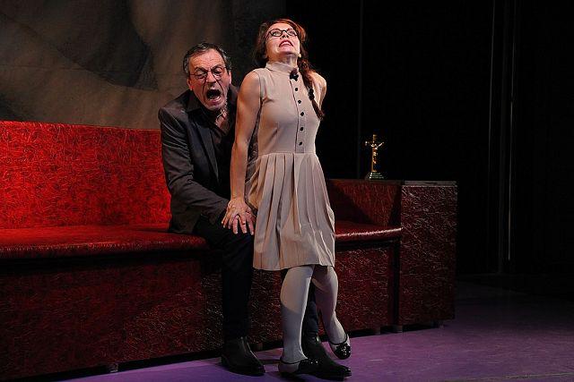 Tartuffe Teatrul Andrei Muresanu februarie 2016 - 2