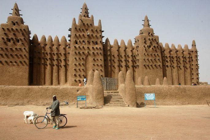 Marea Moschee din Djené