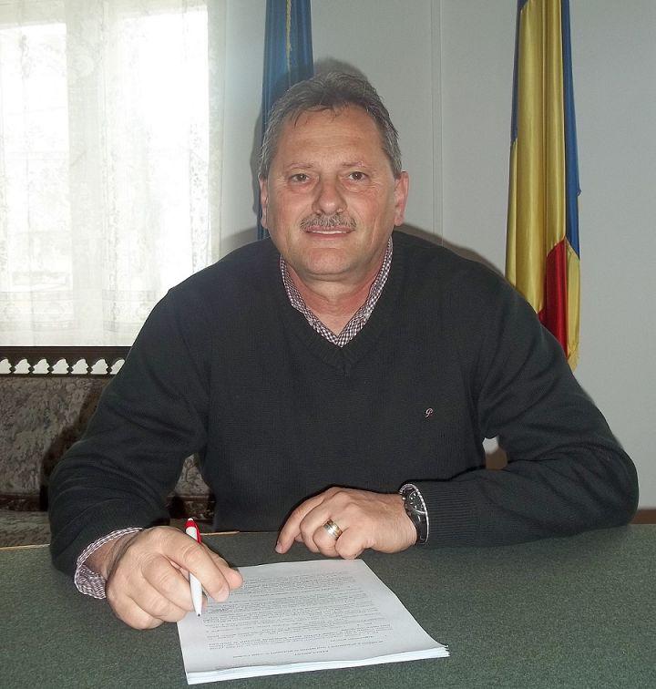 Thiesz Janos primar Covasna ianuarie 2016