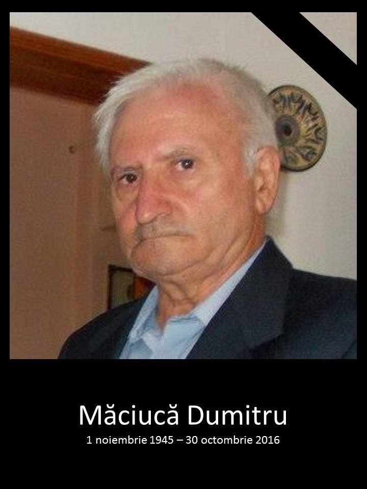 Dumitru Maciuca