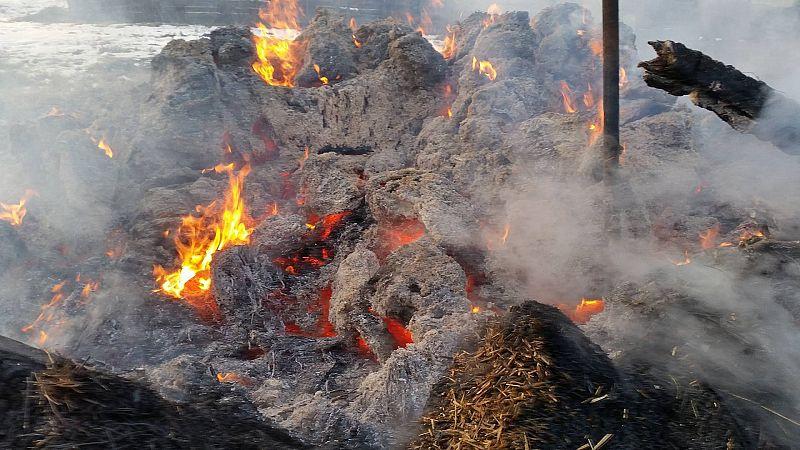 Incendiu Bicfalău