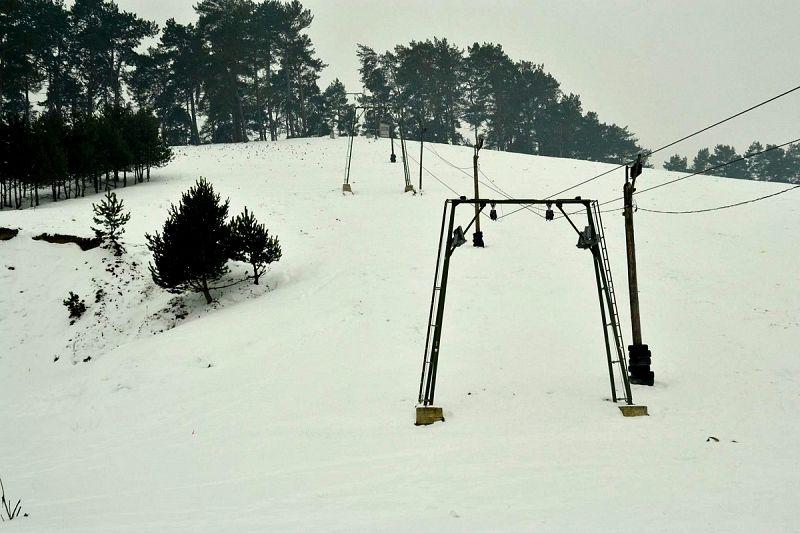 Partie de schi Intorsura Buzaului ianuarie 2016 - 1