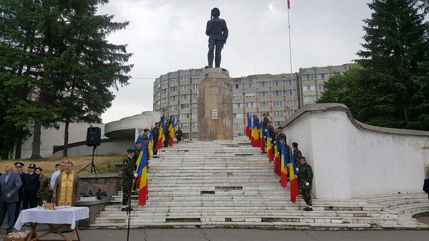 Când încep lucrările de restaurare a monumentului Ostașului Român din Sfântu  Gheorghe