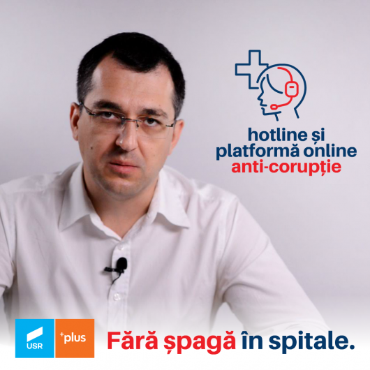 Sursa foto - Facebook @VladVoiculescu.ro  · Oficial guvernamental