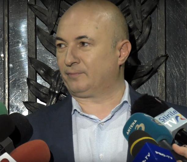 Secretarul general adjunct al PSD, Codrin Ştefănescu. Sursa foto - psd.ro