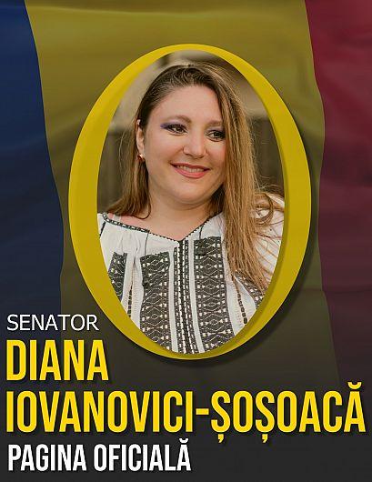 Sursa foto - Facebook @DianaSosoacaOficial  · Politician