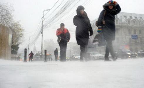 vant ninsoare viscol vreme cod galben covasna