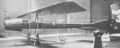 Henri Coandă a construit primul avion cu reacţie din lume, prezentat la Salonul internaţional aeronautic de la Paris 1910. Sursa foto - Wikipedia