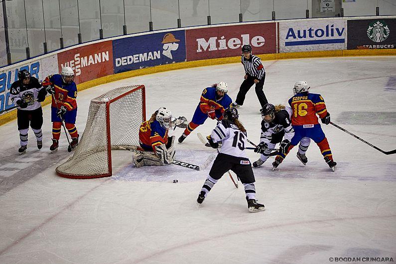 Sursa foto - Facebook @romanianicehockey