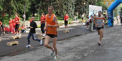 Semimaraton la Sfântu-Gheorghe