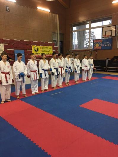 Campionatul European de Karate Shotokan WSF 2017