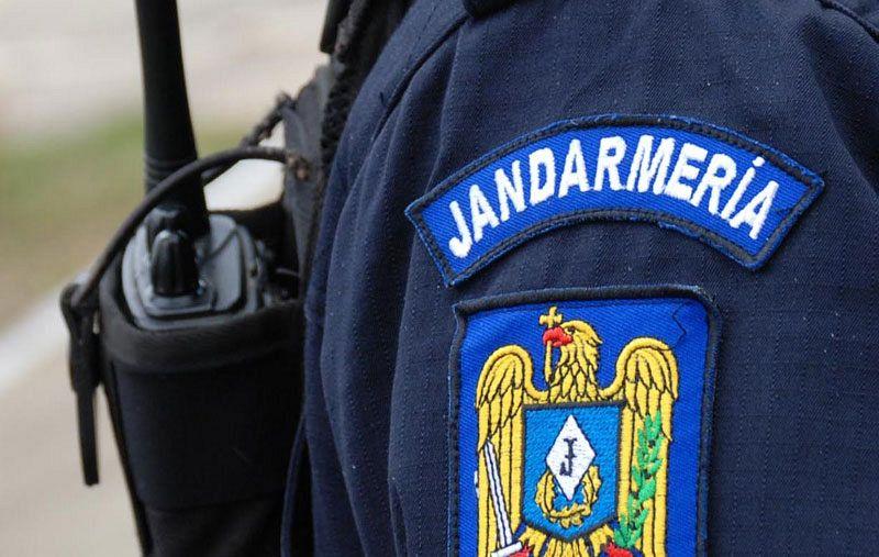 Sursa foto - Jandarmeria