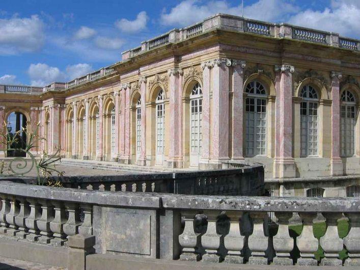 Palatul Chateau de Versailles Trianon, unde a fost semnat tratatul. Sursa - wikipedia